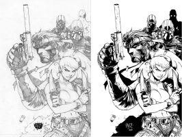 MGS Inks by Zyon23 by Zyon23