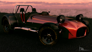 Caterham R500 Superlight by tcn01