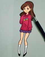 [Collab] GF - Mabel by FLy-999