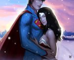 Diana And Clark 2016 by DavidKoo