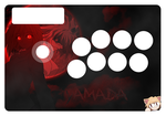 Weeg Stick art template by yashanyu1