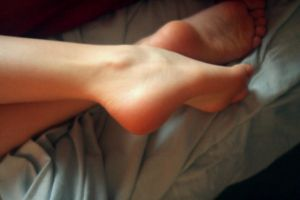 morning feet by ianisthewalrus