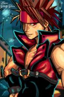 guilty gear by lorddeimons