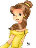 Belle - Prize for Tryxxi by amy1005