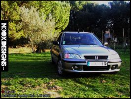 Full Stock Honda Civic 1.4i MB by DjN3oX