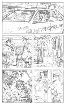 A Thankless Job pg 1/5 by AaronTP