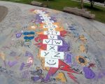 Special Hopscotch-Alphabet with a lot of help 4/4 by Johnny-Aza