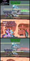 Twilight Vs Technology #9 by Sintakhra