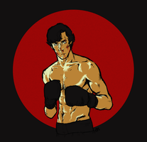 Boxer by detectivelyd