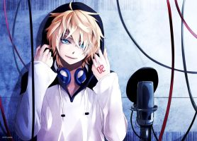 Vocaloid - 3YL! Len by Lancha