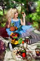 Alice in Wonderland Nr.2 by hecht