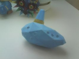 My Ocarina of time by killero94