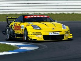 NISSAN NISMO 350Z DTM 2010 by ROOF01