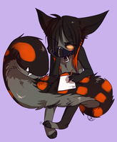 Commish: EvyCrystal by xMits