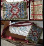 oriental carpet purse by persephone-the-fish