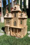 Beacon Hill Doll House Kit Completed 01 by dinobatfan