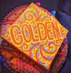 Golden.. AUCTION by HaleyGeorge