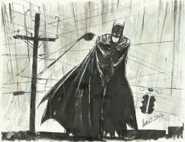 Batman by AndrewLaFish-Arts