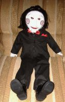 Jigsaw doll by thedollmaker