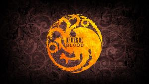 Game Of Thrones House Targaryen by knolte4fun