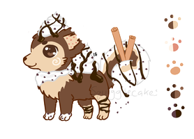 .:Custom:. Pancake Pal #2 for Yuumare by SquiggleCakes