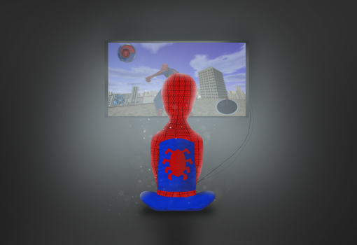 spidey by Darnok9