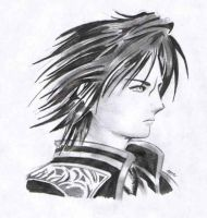 Pencil Squall 2 by Deinslef