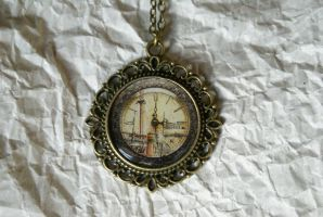 The Seafarer - Necklace by MonsterBrandCrafts