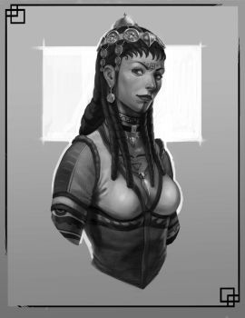 [RuneQuest] Commission 1 by 7circle