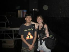 Me with Angela Boatwright by Ravisk