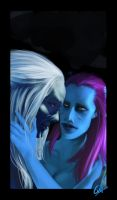 Wraith Love by the-evil-legacy