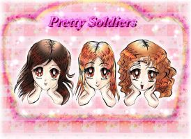 Pretty Soldiers by danusname