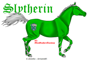 Slytherin by MissSouthernRunaway