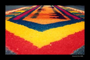 Alfombra de Domingo by hypostatic