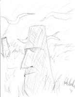 Easter Island by Jester-of-the-Clown