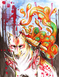 Shiranui-The Blood of the Past by Kel-Del