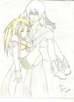 riku carrys rikku by rikuxrikku4ever
