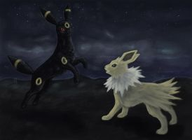Creatures of the Night by Spigu