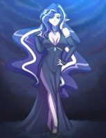 Nightmare Rarity (1-hour quickdraw) by JonFawkes
