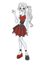 Yurei's Final Dress + Question + Commission Info by kikyo-elric