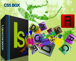 Adobe CS5 Boxes Icons Set 3 by bademme