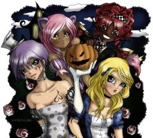 Themed Halloween by Katoons88
