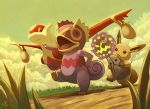 The Purple Kecleon Marches by Ry-Spirit