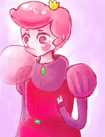 prince gumball by Spaceprobe