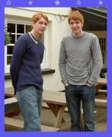 James_And_Oiver_Phelps by Weasley-Twins