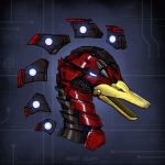 IRON DUCK v4.0 by IRON6DUCK