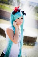 Miku Hatsune - Vocaloid_World is Mine by oShadowButterflyo