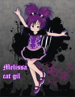 cat girl by centauros-graphic