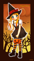 Happy Halloween 2012 by valeriachan