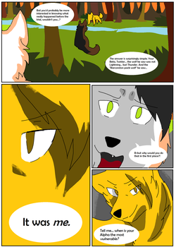Wolf's Destiny-Page 52 by Itrakat
